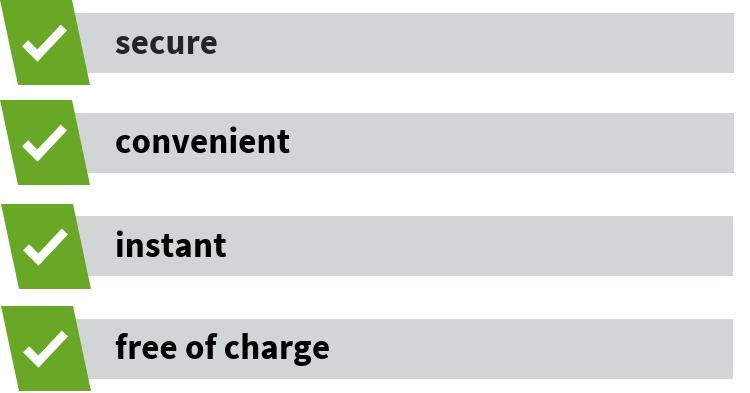 Advantages of E-Wallets