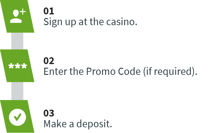 How to claim an exclusive Bonus