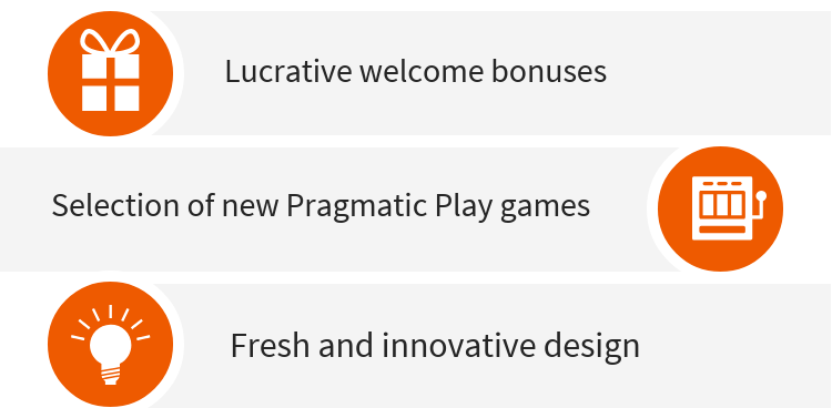 New Pragmatic Play Casinos