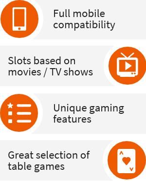 iSoftBet game portfolio