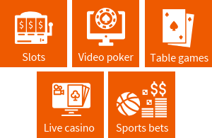 Microgaming types of games