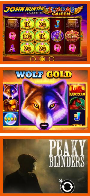 Top Pragmatic Play slots