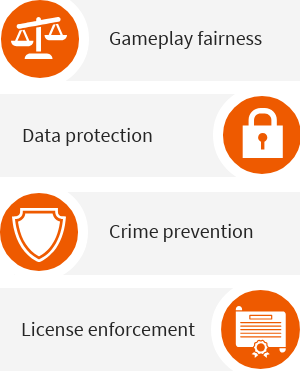 UK Gambling Commission player protection