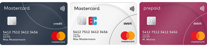 mastercard versions