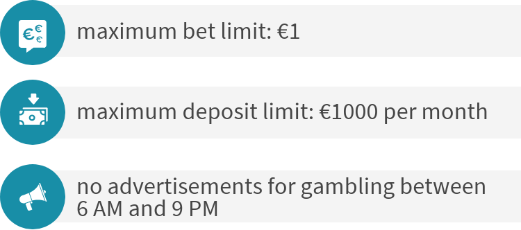 Gambling rules in Germany